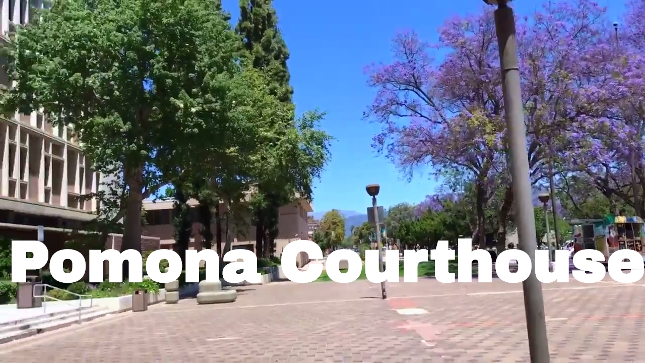 Pomona Superior Courthouse